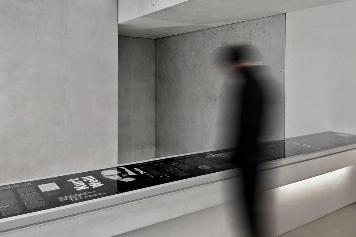 Kurt Weill Ausstellung